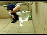 Sexy Toilet Girl 20