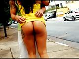 Casal Fodendo na Rua