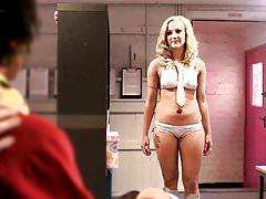 Celebrity Wank Challenge: Jo Joyner gegen Laurie Brett