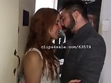 Casey and Aaron Tongue Sucking Part2 Video 4