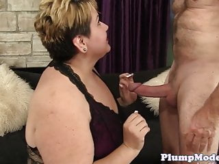 Bbw Banged xxx: Finger banged mature bbw gets banged