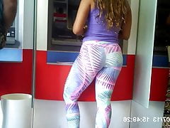 Roupa Coladinha No Caixa Nubile Sizzling Ass+pussy T 186
