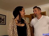 Aina milf sports gets fucked in her garage