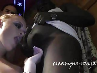 .Creampie Ronja - amazing german slut.