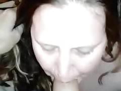 Sucking my husband