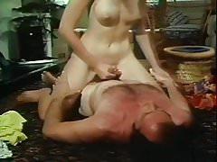 Abigail Clayton et John Seeman dans le porno classique