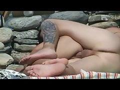Il mio video di sesso in spiaggia preferito