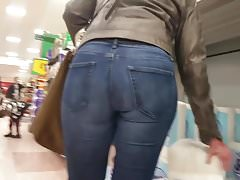 Slim Big Butt PAWG