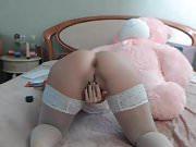 Big ass russian webcam model