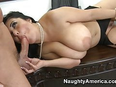 naughty america Jaylene Rio fucking in the office