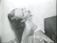 1960s Bondage Stag Film Fetish Loop