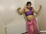 Gujarati Hot Babe Rupali Dirty Talking And Stripping Show