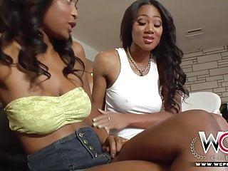 wcp俱樂部黑人女同性戀室友