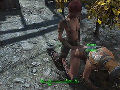 Fallout 4 animation porno strap-on 2