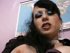 jerk off to your hairy pussy secretary