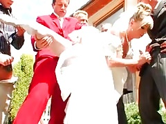 Beste Freunde ficken die Braut