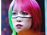 Cum Ttribute for Asuka #2
