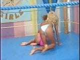 natural wedgies in catfight