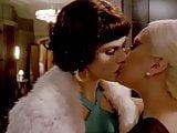 Alexandra Daddario & Lady Gaga Lesbian Kiss on ScandalPlanet