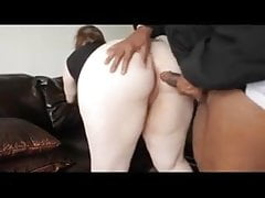25 year old BBW slut cheats on her boyfriend with his buddy