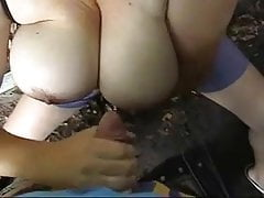 Masturbarse de sus tetas