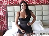 Are you ready to eat your own cum for me CEI