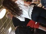 Teen airport legging