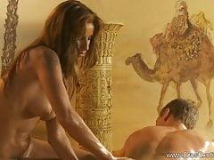 Türkische Massage zum Entspannen