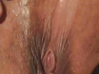 Squirting wet pussy