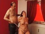 Punishment for my old slut