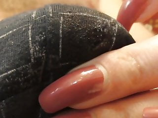 Russian Brunettes Wife video: nails