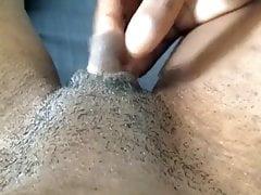 Velká masturbace klitorisu