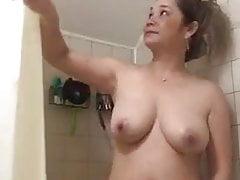Doccia sexy dalla mia ragazza cinese