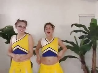 vid: Cheer Routine