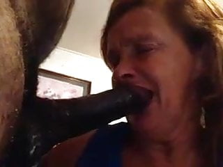 65 year old Deepthroat whore