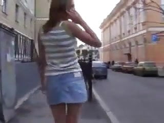 Small Tits Redhead Skinny video: HYE Leggy Teen Goes Home To Fuck !