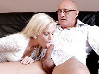Matures Oldyoung Cheating video: DADDY4K. Bad dad with a tiny gf of his son