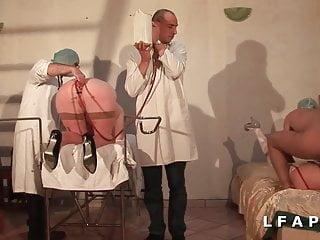 2成熟法蘭西sodomisees et fistees par nos docteurs