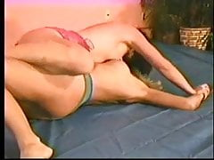 tantos wedgies naturais catfight