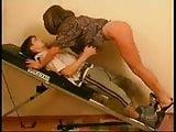 Russian Mom start sex training for son