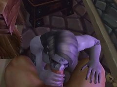 WoW 3D super compilación hentai (Word of Warcraft)
