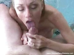 Amatérský GMILF Fucked Raw