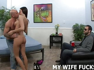 Bdsm Femdom Wife video: I am so ready for a hot cuckold session
