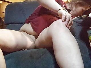 Girl Masturbating video: All alone
