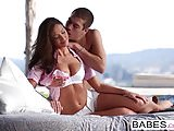 Babes - Xander Corvus and Angelica Saige - Sweet As Can Be