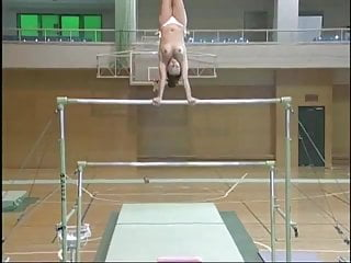 Public Nudity Tits Flashing video: naked gymnasts
