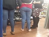 Latina Family Full of Ass