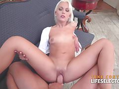 Cecilia Scott - Tight Pussy and Stright Asshole