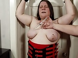 Hd Videos Domination Shemale vid: 08-Feb-2018 Kitty Saline Enhanced Tits