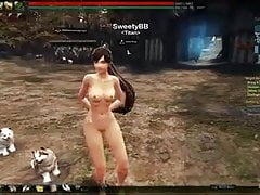 Vindictus danza nuda